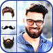 Men Mustache And Hair Styles by ANDROID PIXELS