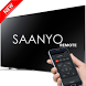 Tv Remote For Sanyo by dahbiapps