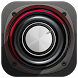 Bass booster Music player by Tanamon Mahan
