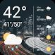 Weather Report Widget App by Weather Widget Pro