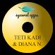 Teti Kadi & Diana Nasution by Syawal Apps