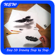 Easy 3D Drawing Step By Step by Ashlalayo