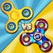 Fidget Spinner vs Super Hero-Epic Battle Simulator by Baca Baca Games