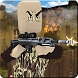 Cube Army Survival & Cube Sniper Shooter by Black Cell Studio