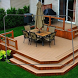 composite decking ideas by Giewaw