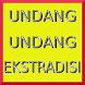 Undang-Undang Ekstradisi