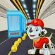 Subway Paw Puppy Marshall Run - Patrol Adventure by SmashApps.Inc