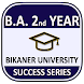 BA 2nd Year Bikaner University by eStudy Solution