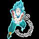 How To Draw Super Saiyan God Easy II