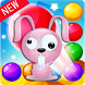 Bubble Shooter, Bunny Crush by Geometry Dash Lite