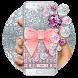 Pink Diamond Keyboard by Bestheme Keyboard Designer 3D &HD