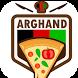 Arghand Restaurant Breda by Appsmen