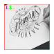 Hand Lettering Designs by jafsamapps