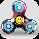 Fidget Spinner Emoji Hand Spin by AppVant Garde Studios