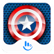Captain USA Keyboard Theme by TouchPal HK