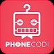 폰코디(다마고치,폰꾸미기,라이브 배경화면,눈내리는앱) by 폰코디