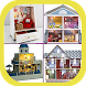 Doll House Decorating Designs by Langsamdroid