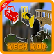 Mech Mod for Minecraft PE by Appliseum