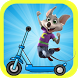 chuck e cheese scooter games by Frozy Games