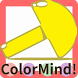 ColorMind! A mastermind puzzle by Angel Koh