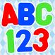 Kids ABC 123 Shapes Games Fun by Tyler Freeman