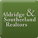Aldridge&Southerland Realtors by Constellation Web Solutions