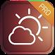 Weather Forecast 15 days - Pro by Flextrela Corporation