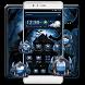 Bat Vampire Mobile Theme by App Lock, Screen Lock, Password