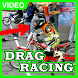 Video Drag Racing Motor and Car by StarBoom