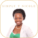 Simply T Nicole by Blogger Apps