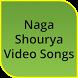 Naga Shourya hit video songs by LNK APPS