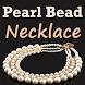 Pearl Beads Necklace Making by Pooja Vadaliya94