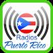 Radios de Puerto Rico en Vivo Emisoras AM & FM by Millonaire Industries