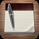 Easypad®: Elegant Notes Widget by movin'App