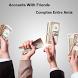 Good Accounts Between Friends by Renan COLLIN