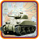 War Tanks match three WW2 by AkraSoft