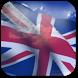 3D UK Flag by App4Joy