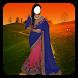 Women Saree Photo Suit by AppParvatiWorks