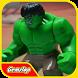 Gemslop LEGO Monster Hero by Gemslop Asshany