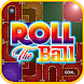 Rolling the Ball sliding puzzle Ball Roll