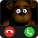 Fake Call From Freddy Five Night Prank by freesoftsone