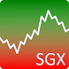 Stock Chart SGX by Stoxline