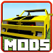 Cars Mech Mods for Minecraft by Galaxy Mine apps