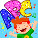 Kids Learn Tracing & Phonics by App Nanny - Your Kids Caretaker