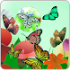Butterfly Photo Frames by ARA Technologies