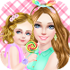 Sisters Makeover Beauty Salon by Mommy & Me