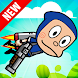 Ninja Hattori Shooter Adventure: Go Run in Jungle by Rim Adventure Games