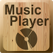 Wooden Music Player by See Goat Works