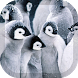 Penguin Wallpaper by PegasusWallpapers