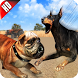 Angry Dog Fighting Hero: Wild Street Dogs Attack by Animals Arena